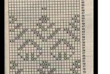 Схемы для вязания