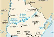 Argentina/Chile/Uruguai / O Uruguai é meu país favorito na América Latina
