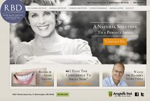 LFD - Strategy Visuals / Dentistry + Health Care Marketing Strategy Inspiration