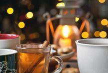 Coffee, tea, cocoa, etc. / Hot drinks... Need, want, love... :)