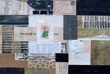 Mixed Media Art / Inspiring examples of mixed media art and collage art