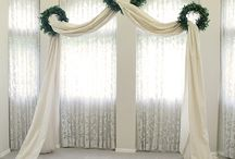 Wedding Draping