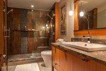 Bath remodel / by Gloria Montano-Orellana