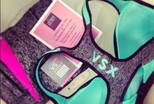 #VsSportsBra / Pins of things relating to #VSSportsBra and the awesome products I tried out!