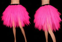 Feather Tutus / Tutu Factory UK feather style tutus
