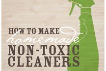 Useful - natural cleaners at home