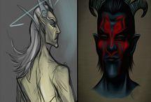 Aedra & Daedra / Leggende - divinità e demoni di skyrim