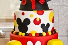 Mickey Mouse BD Party / by Andrea Reeves