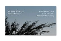 B U S I N E S S - C A R D S / Our customizable business cards collection