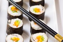 recepty - sushi