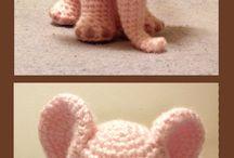 Small crochet patterns