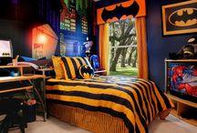 Kids bedroom ideas / by Lah Di Dahs
