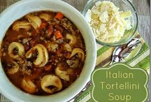 fall soup party / soup party, fall party