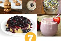 Nutrition for Runners / Healthy recipes and nutrition for runners