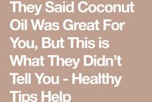 coconut oil uses & Benefits