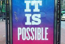 Bus Billboards that Inspire