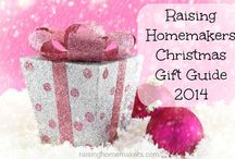 RH Christmas Gift Guide 2014 / by June Fuentes