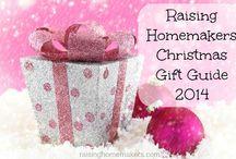 RH Christmas Gift Guide 2014