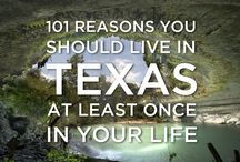 Texas: The Friendly State / We love Texas and the Hill Country!