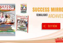 SUCCESS MIRROR (ENGLISH) ARCHIVES / Buy now success mirror magazine online in india with weekly and monthly subscription for more information visit at www.pdgroup.upkar.in