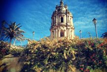 #Labellaitalia: Travel around our Country with our pins. Modica, Italy / Join us in our trip around the pretties cities in Italy. We start from the place we are located in: UNESCO Heritage city of Modica, in the south east of Sicily. Birthplace of writer Salvatore Quasimodo, recipient of the Nobel Prize for Literature in 1959.
