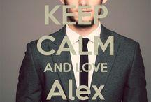 <3 Keep calm: Alex Pettyfer <3 / Este tablero lo he creado para tener todos los Keep calms de Alex Pettyfer :)