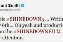 Shinedown Announcements