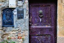 Puertas / by Andrea Gastaldi