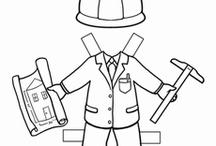 Επαγγέλματα / Κατασκευές