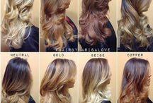 Hair inspiration / Ideas for hair January 15