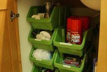 Przechowywanie & organizacja domu