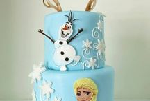 DISNEY/MOVIE CAKES / Fun with movie themes and characters!!!!!  / by Sharron Holderfield