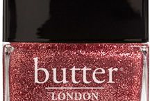 Butter London faves  / by Nicola Haughian