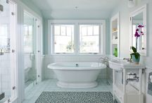 Baths / by Charleen Maxwell