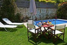 family holidays in Crete / holiday apartments suitable for children close to sandy beaches.  Kid's friendly  club in Crete, family holiday experience with convenient facilities and recreational services for children.  Self catering apartments , surrounded with many especially equipped playgrounds,  Self catering.