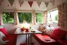 Keep Calm and Camp On!  Revamp our Old Caravan! / Keep Calm and Camp On!  Revamp our Caravan!