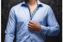AU NOIR galiano / The AU NOIR highest quality men's dress shirts. Find them at www.mensdressshirts.ca