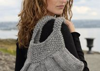 knitted bolsos (bags)