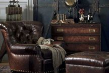 Steampunk Decorating / by Laurie Woodfill