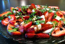 Summer Salads And Sides / by Sally Holliday