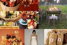 Fall Weddings / Ideas for a fall wedding. / by Creative Elegance Weddings