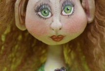 Dolls / by Michelle Guest