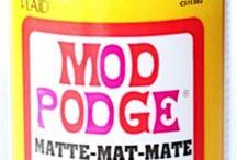Mod lodge crafts / DYI crafts