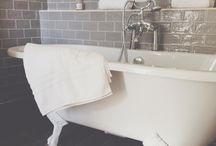 WNĘTRZA: retro łazienka