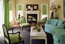 Living rooms / by Tramell Boyd-Simpson