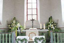 Adobbo sedia chiesa