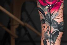 Tetovanie na nohe