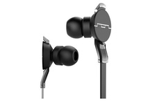 In Ear Headphones / In Ear headphones are just that, they sit inside the ear canal giving them great noise and sound isolation. Most come with several sizes of ear tips giving most users a secure fit. There great all around headphones for traveling, and on the go.