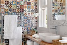 Inspiration Patchwork  / Fliesen / Tiles / Carreaux / Losas