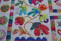 Quilting with TJ / by Judy Renner